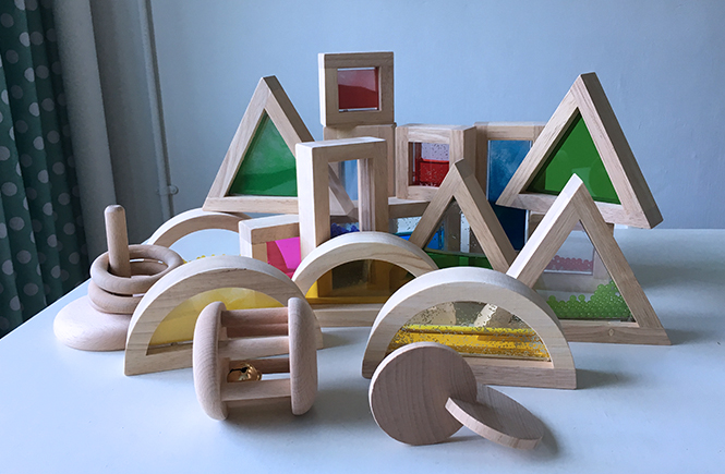 Wooden Toys Love